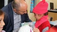 Başkan Aksoy'dan çocuklara mesaj!