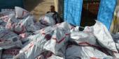 Vakıftan 4 bin 500 aileye kömür yardımı