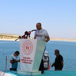 Belediye Başkanı Suphi Aksoy;'gençlerimize önem veriyoruz'