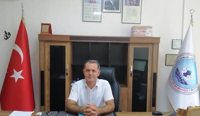 Epale projesine Bozova HEM'de katıldı