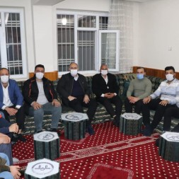 Başkan Aksoy Gençlerle bir araya geldi