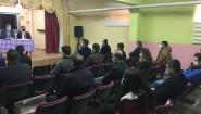 Okul müdürleri ile yeni eğitim yılı toplantısı