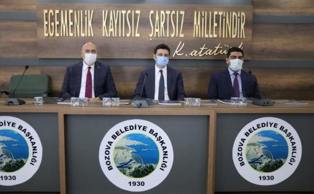Bozova turizm mi masaya yatırıldı