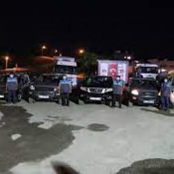 Bozova Belediyesi ilaçlama ekibi bayramda da görevdeydi