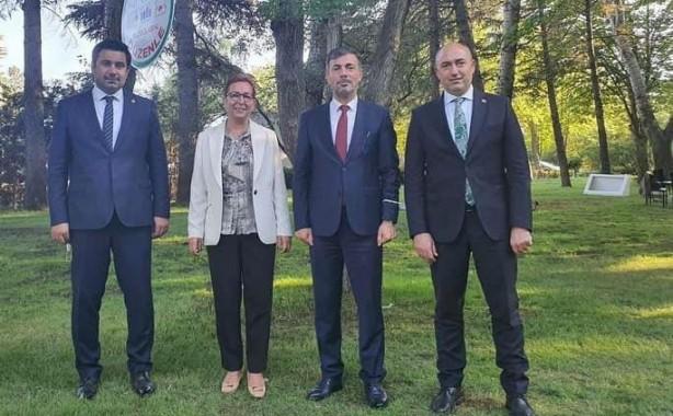 Başkan Aksoy sanayi sorununu çözdü